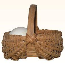 3.5 Inch Miniature Splint Buttocks Basket