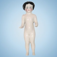 4.75 Inch Frozen Charlotte with 1860's Hair Style