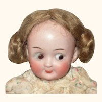 8 Inch Gebruder Heubach Googly Brown Sleep Googly Eyes JTD Body Original Finish Wig Pate Shoes & Clothes