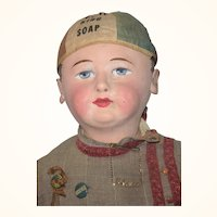 Big Boy Charles 39 Inch Chase Tenement Teaching Doll