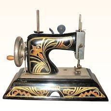 1940's British Zone German Casige Toy Sewing Machine 1015