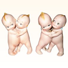 2 Pair of 3.5 Inch Kewpie Huggers