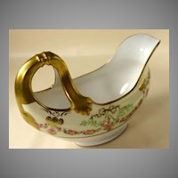 French D & C Sauce Boat for Fish Set