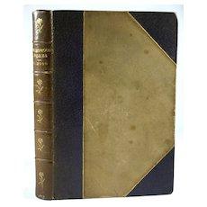 1893 Humorous Poems, Thomas Hood, illustrated by Charles Brock