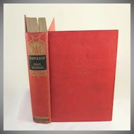Napoleon by Emil Ludwig, 1926 edition