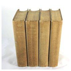 Memoirs of Barras, Member of the Directorate, 4 volumes, 1895