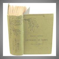 Encyclopedie des Ouvrages de Dames, T. De Dillmont, ca 1900