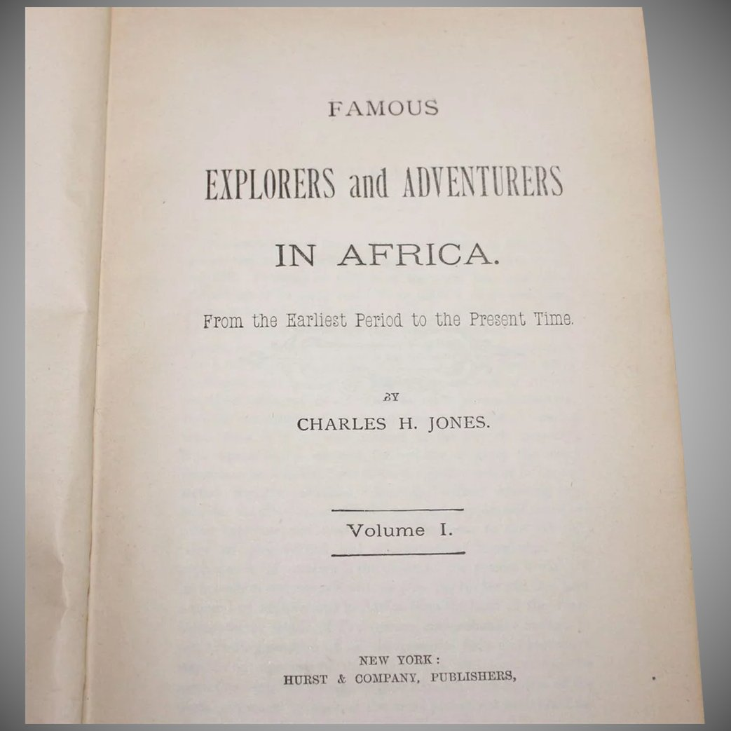 famous explorers of africa Some of the girls in my class looked through the books women explorers in africa, women explorers in asia and women explorers in polar regions we found many interesting women explorers that people may not have heard of,  e-mails from christina dodwell e-mail #1 from christina: dear jazmin, great to hear that you are interested in my explorations.