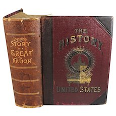 Lossing's Story of a Great Nation, or Our Country's Achievements, 1893