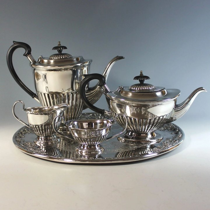 Exciting Sheridan Silver Plated Tea Set Value Pictures - Best Image ... Exciting Sheridan Silver Plated Tea Set Value Pictures Best Image & Excellent Silver Coffee Set Value Ideas - Best Image Engine ...