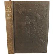 Aeneid by Virgil Limited Edition Clud 1944, Illustrated Carlotta Petrina