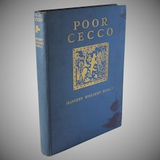 Poor Cecco by Margerie Williams Bianco Illustrated by Arthur Rackham