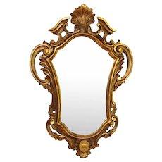Antique French Louis XV Style Mirror