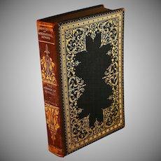 The Honour of Savelli by Levett Yeats 1895 St Hubert Guild Binding 1/1000