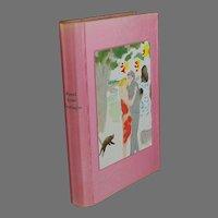 Travelingue Marcel Ayme Ill  Marcel Vertes incl Aquarel as Part of Cover 1959 Ltd Ed