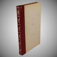 1960 The Four Million by O.Henry Virginia Pulp & Paper Co Limited Ed