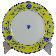 Set of 4 Lynn Chase Costa Azzurra Salad Plates
