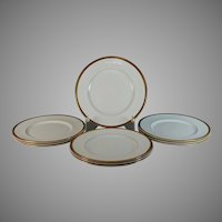 Set of 10 Minton Winchester Dinner Plates Excellent