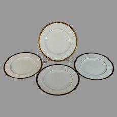 Set of 4 Minton Winchester Salad Plates Excellent