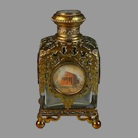 Grand Tour Perfume Bottle Paris Napoleon Empire