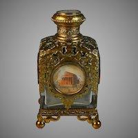 Grand Tour Perfume Bottle Paris Napoleon Empire