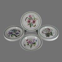 """Set of 10 Portmeirion Botanic Garden 10.5"""" dinner Plates"""