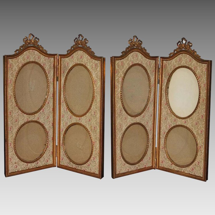 Contemporary Double Hinged Picture Frames Frieze - Framed Art Ideas ...