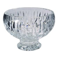 """Marquis by Waterford 5"""" Round Footed Bowl Sheridan"""