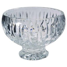 "Marquis by Waterford 5"" Round Footed Bowl Sheridan"