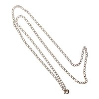 "9K Classic Gold Chain  -21"" - 8.5 grams"