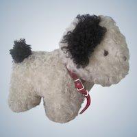 Vintage Children's Toy Stuffed Dog Doll C1940