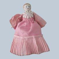 Vintage Porcleian Dollhouse Doll