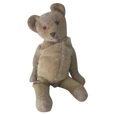 Antique Mohair Teddy Bear Doll c1900