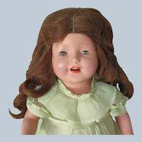 Vintage Composition Child Doll