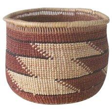Reserved for Michael! Antique Northern California Southern Oregon Indian Basket Yurok/Hupa/Karok/Tututni