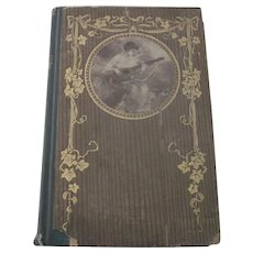 Old Victorian Book of Love Poems Valentines