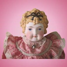 Antique German Parian China Doll C1870