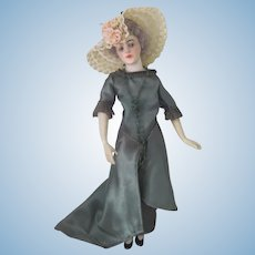 Antique Edwardian Doll c1915