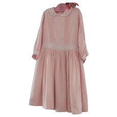Vintage 1950's Cinderella Girl's Doll's Shirley Temple Dress