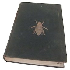 Antique Apiary Bee Keeping Book C1910