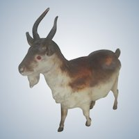Vintage Toy Celluloid Goat Made in Japan