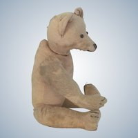 Antique Mohair Teddy Bear Doll c1900
