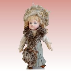 Antique Fur Collar and Muff for your French Fashion