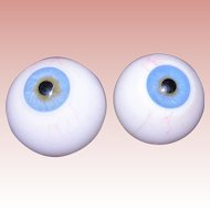 26-28MM Glass blown Human eyes for Mannequin.
