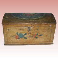 Darling Trunk for Small Bisque Doll