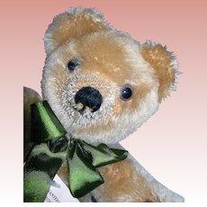 """12"""" Merrythought Pure Mohair Harrods Bear"""