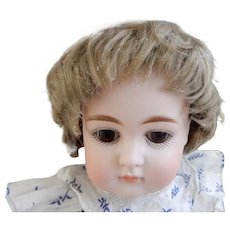 Antique Short Blonde Wig