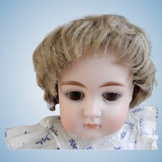 Antique Short Blonde Wig
