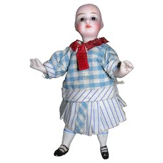 Darling Antique Sailor outfit for All bisque Mignonette
