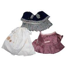 TLC Antique All bisque Clothing plus hat